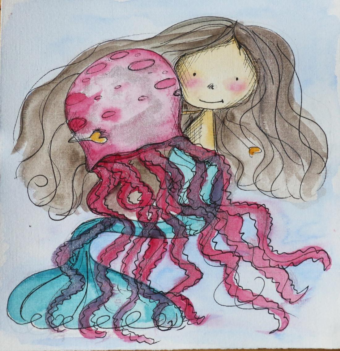 Mer May jelly friends.jpg